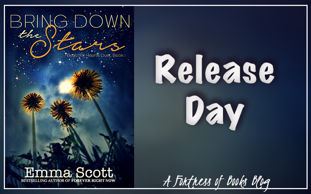 Release Day: Bring Down the Stars by Emma Scott