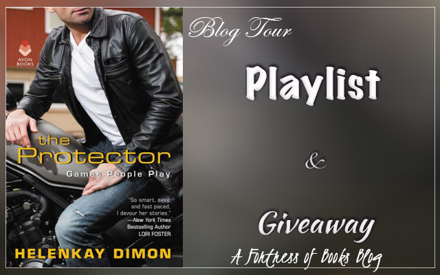 Playlist For The Protector by HelenKay Dimon