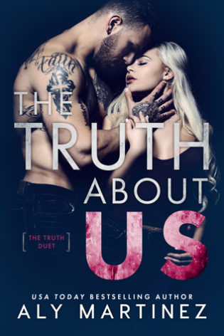 Blog Tour: The Truth About Us by Aly Martinez