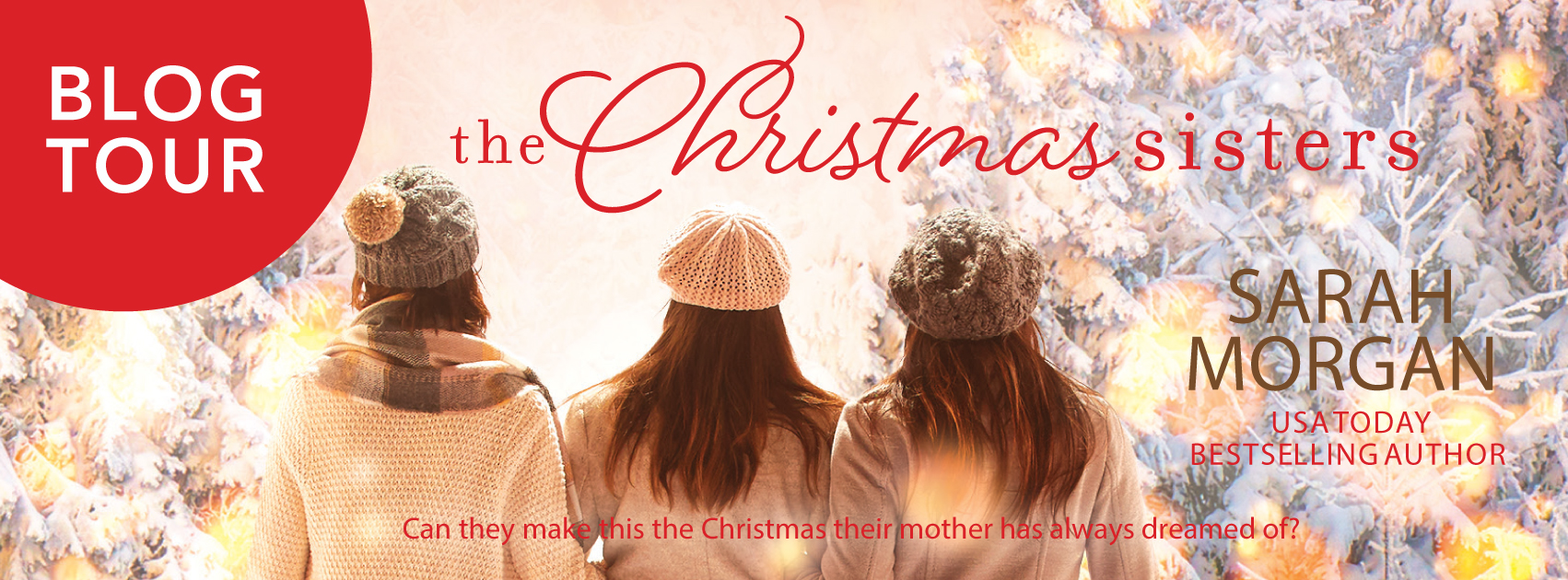 Review and Giveaway: The Christmas Sister by Sarah Morgan