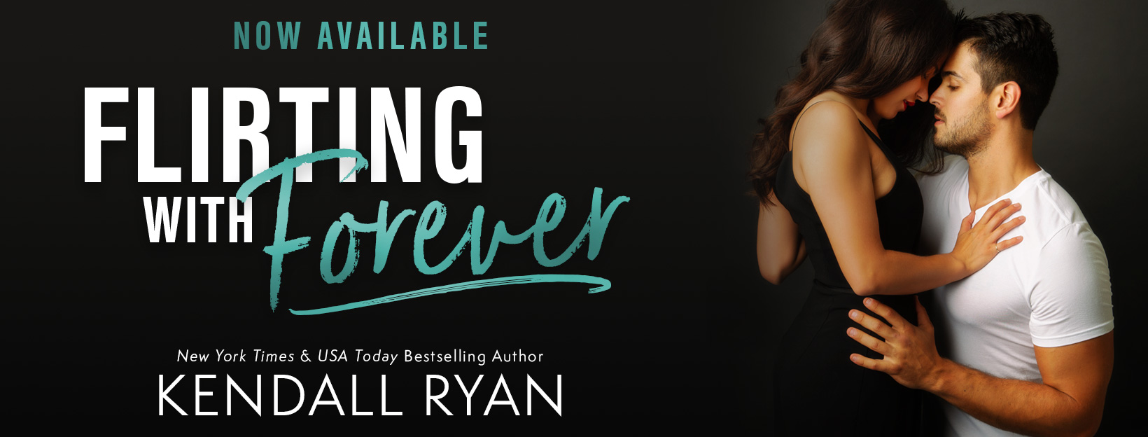 Release Day: Flirting With Forever by Kendall Ryan