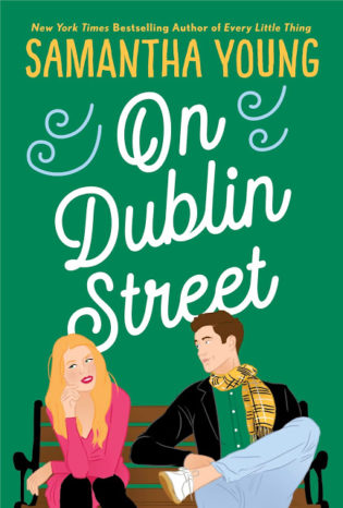 New Cover and excerpt: On Dublin Street by Samantha Young
