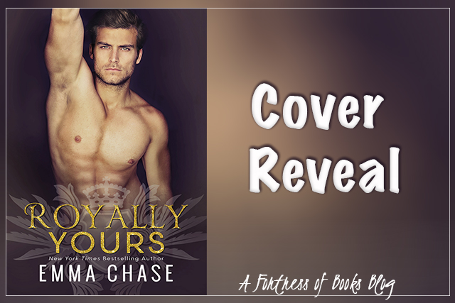 Cover Reveal: Royally Yours by Emma Chase