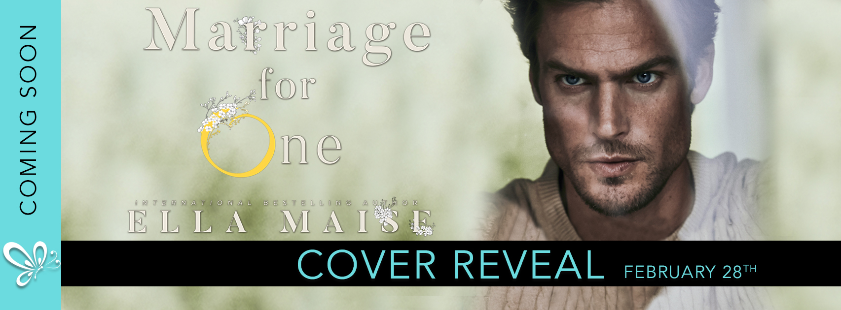 Cover Reveal: Marriage For One by Ella Maise