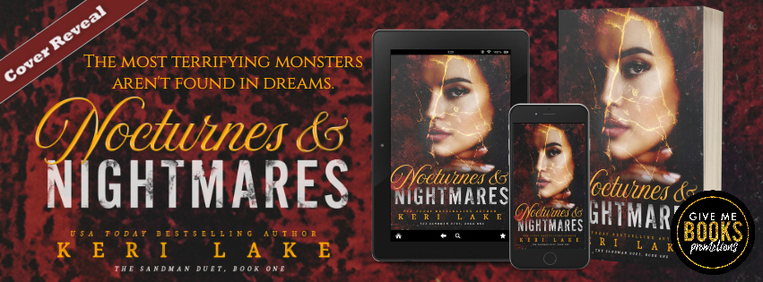 Cover Reveal: Nocturnes & Nightmares by Keri Lake
