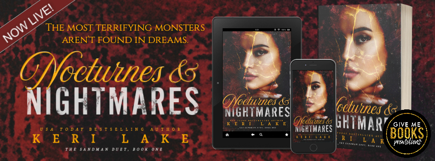 Release Day and Review: Nocturnes & Nightmares by Keri Lake