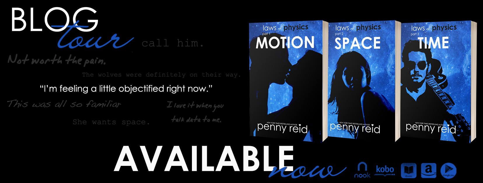 Blog Tour: Time by Penny Reid