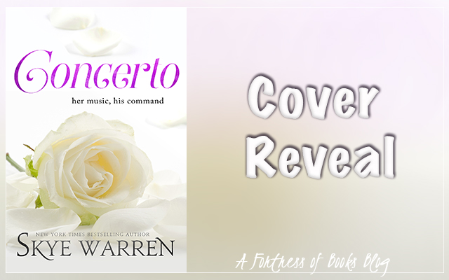 Cover Reveal: Concerto by Skye Warren