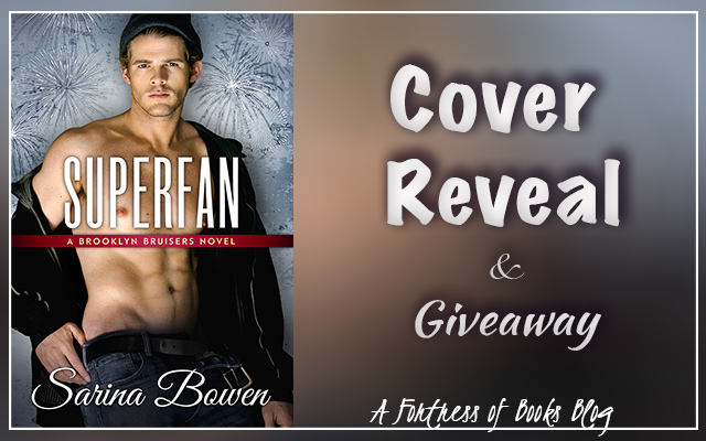Cover Reveal and Giveaway: Superfan by Sarina Bowen