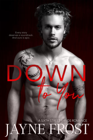 Review: Down to You by Jayne Frost