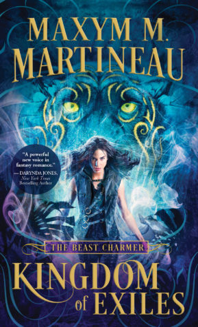 Excerpt and giveaway: Kingdom of Exiles By Maxym M. Martineau