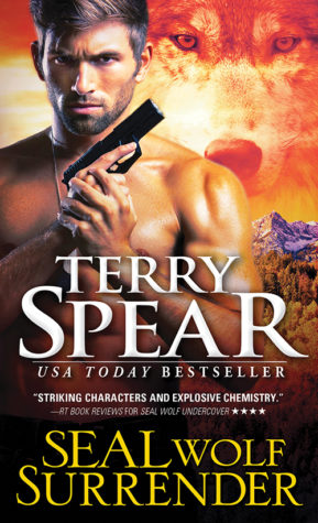 Excerpt and Giveaway: SEAL Wolf Surrender by Terry Spear