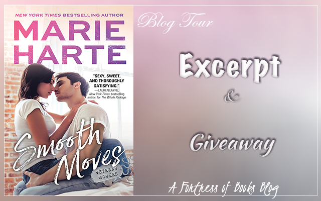 Excerpt and Giveaway: Smooth Moves by Marie Harte