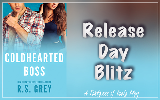 Release Day Blitz: Coldhearted Boss by R.S. Grey