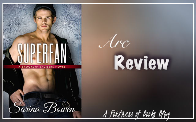 ARC Review: Superfan by Sarina Bowen