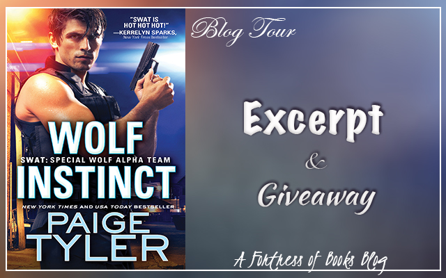 Excerpt and Giveaway: Wolf Instinct By Paige Tyler