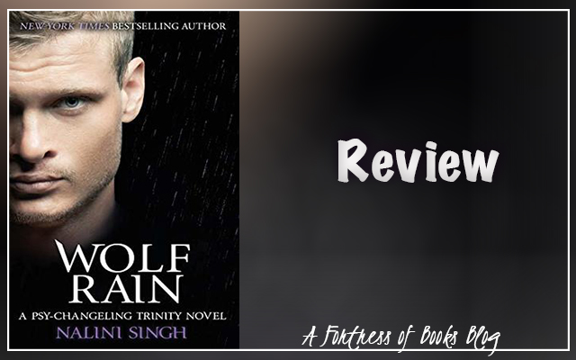 Review: Wolf Rain by Nalini Singh