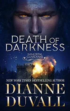 Excerpt and giveaway: Death of Darkness by Dianne Duvall