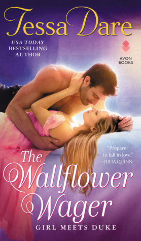 Excerpt: The Wallflower Wager by Tessa Dare