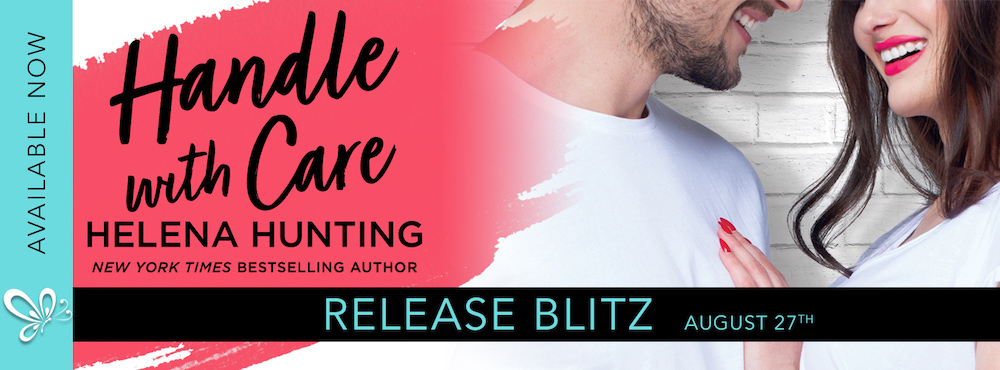 Release Day Blitz: Handle With Care by Helena Hunting