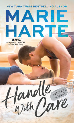 Excerpt and Giveaway: Handle with Care by Marie Harte