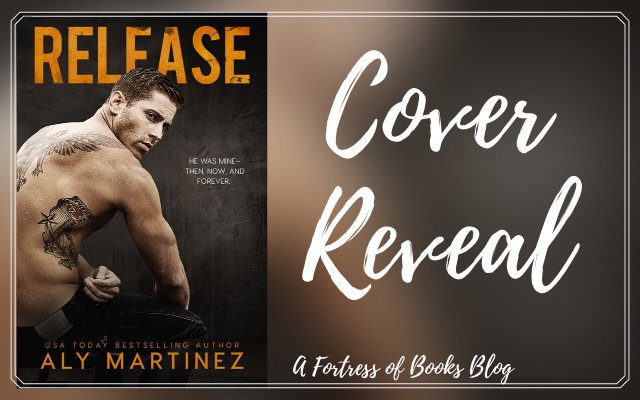 Cover Reveal: Release by Aly Martinez