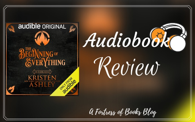 Audiobook Review: The beginning of Everything by Kristen Ashley