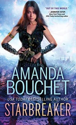 Excerpt and giveaway: Starbreaker by Amanda Bouchet