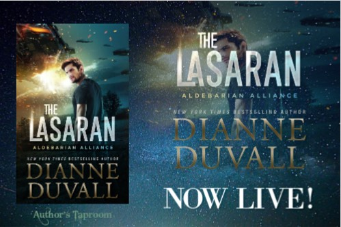 Release Blitz: The Lasaran by Dianna Duvall