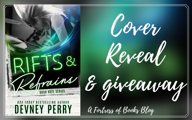 Cover Reveal: Rifts and Refrains by Devney Perry