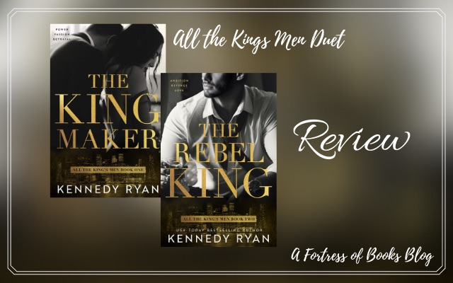 Review: All the King's Men Duet by Kennedy Ryan
