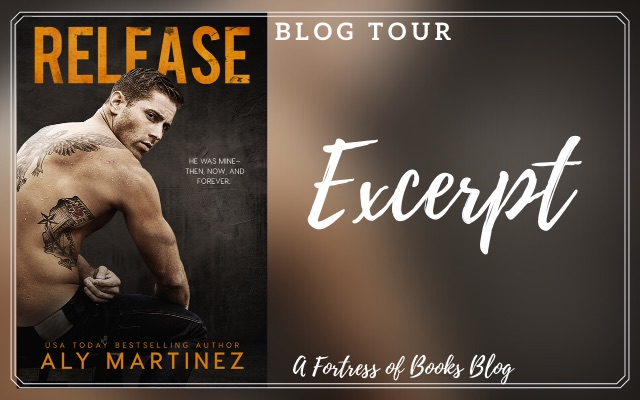 Blog Tour: Release by Aly Martinez