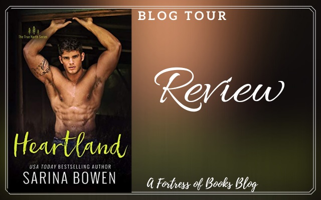 Review: Heartland by Sarina Bowen