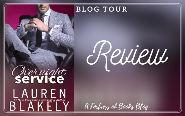 Review: Overnight Service by Lauren Blakley