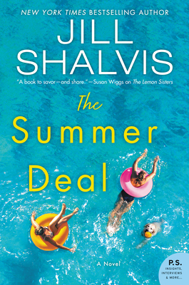 Excerpt: The Summer Deal by Jill Shalvis