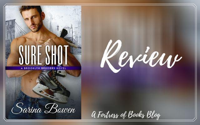 Review: Sure Shot by Sarina Bowen