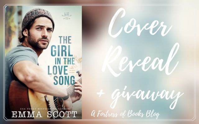 Cover Reveal: The Girl in the Love Song by Emma Scott