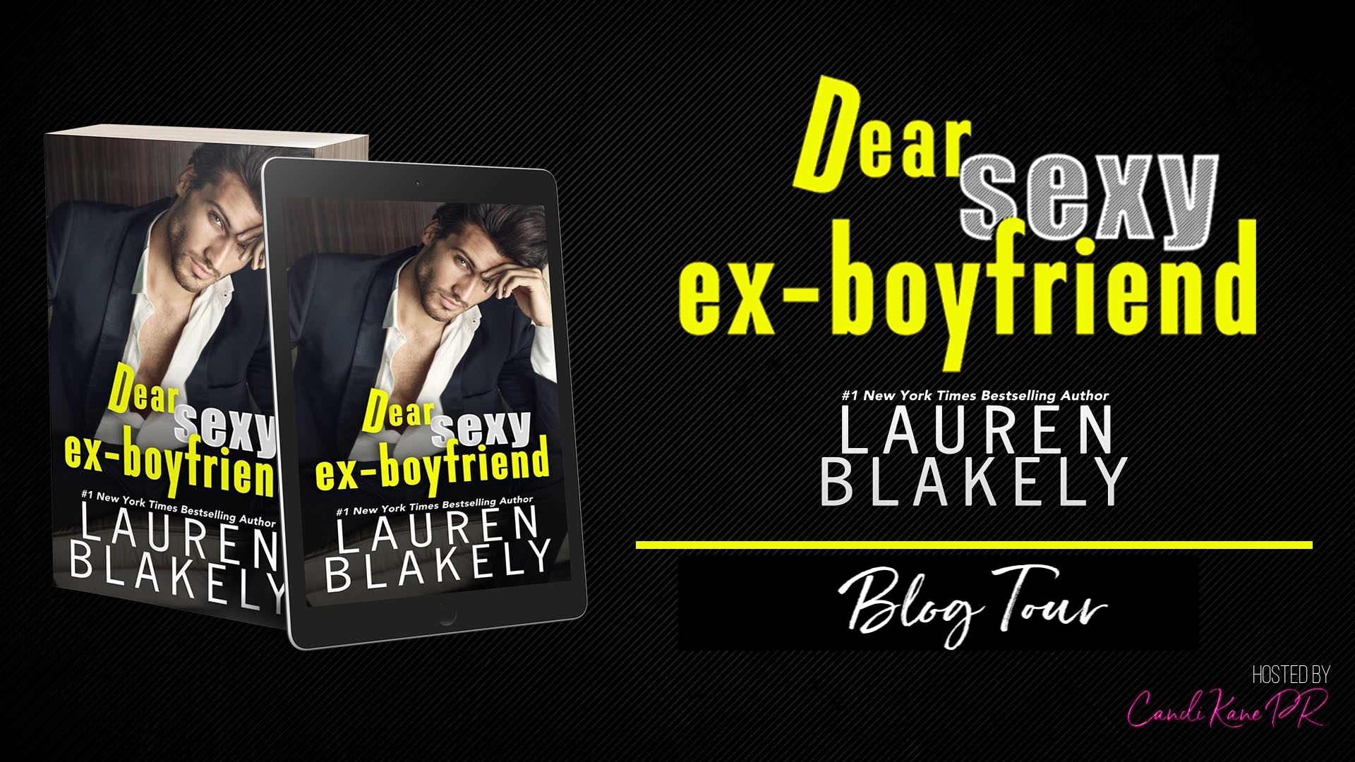 Review: Dear Sexy Ex Boyfriend by Lauren Blakely