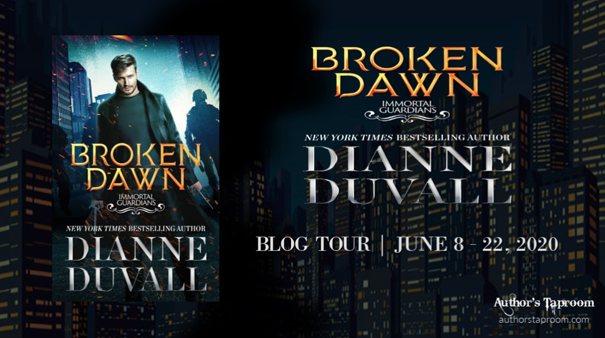 Dianne Duvall Shares Top 10 Favorite Quotes from the Immortal Guardians series
