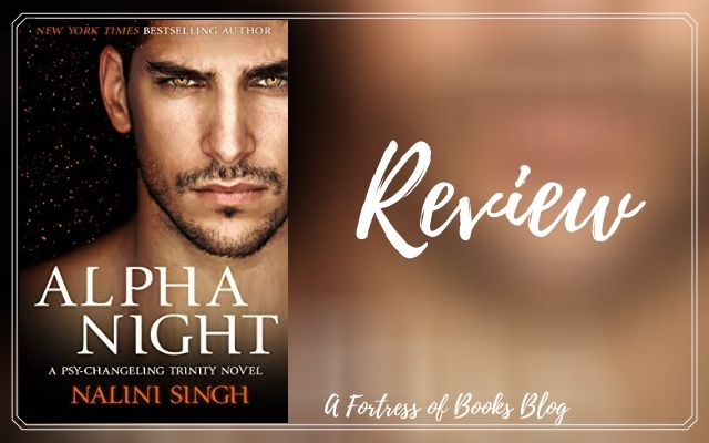 ARC Review: Alpha Night by Nalini Singh
