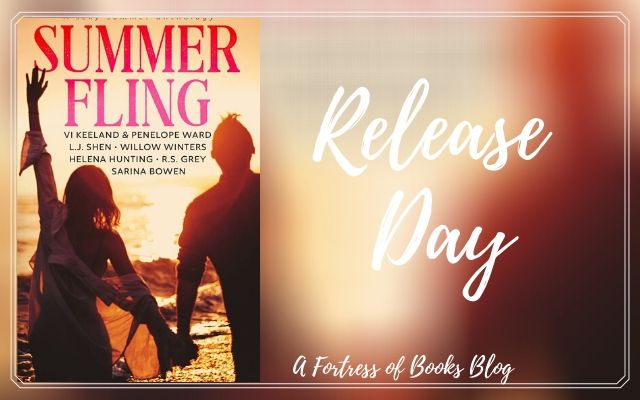 Free anthology: Summer Fling Out Now!
