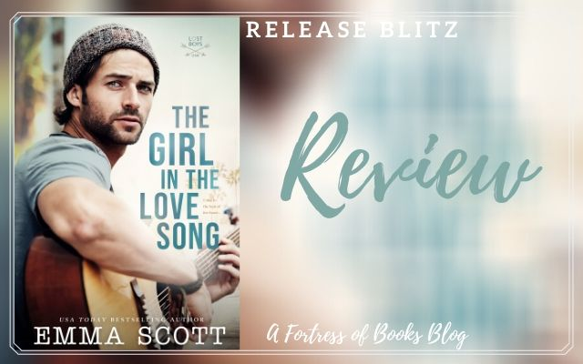Review: The Girl in the Love Song by Emma Scott