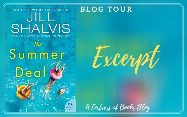 Excerpt: The Summer Deal by Jill Shalvis