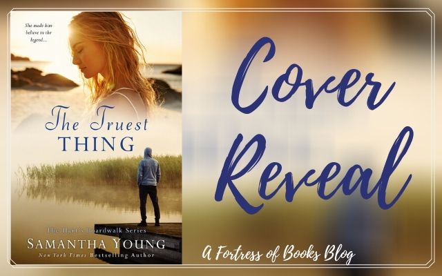 Cover Reveal: The Truest Thing by Samantha Young