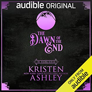 Audibooks Review: The Rising books 2-4 by Kirsten Ashley