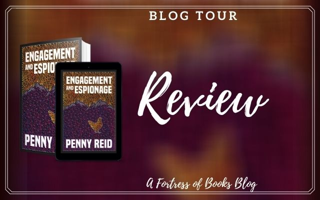 ✶Blog Tour✶ Review: Engagement and Espionage by Penny Reid