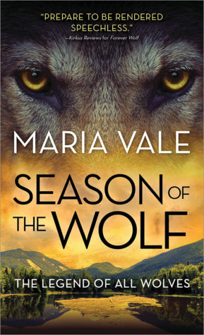 Excerpt & Giveaway: Season of the Wolf by Maria Vale