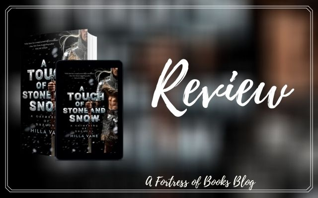 Review: A Touch of Stone and Snow by Milla Vane